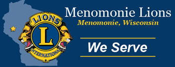 The Menomonie Lions Club